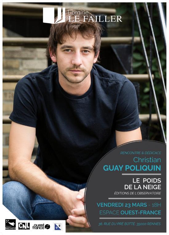 Affiche of poliquin bonne