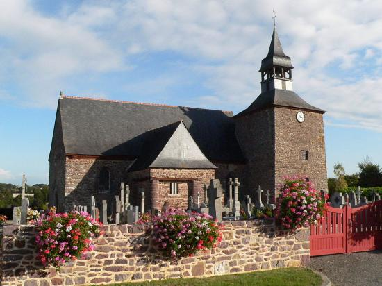 Saint gonlay eglise